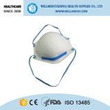 Maschera di protezione non tessuta protettiva dei respiratori del fumo