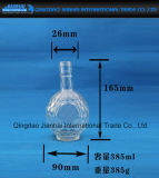 500ml de Fles van het glas voor Wijn en Vloeistof