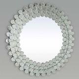 مرآة جدار مرآة مستديرة مرآة زخرفة مرآة