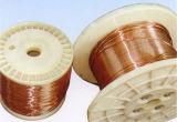 Arame de aço revestido de cobre do fio de aço do CCS de fio de cobre do fio do CCS