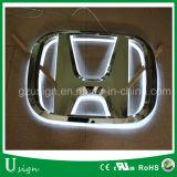 Auto-Firmenzeichenacrylsignage der Qualitäts-bekanntmachender LED