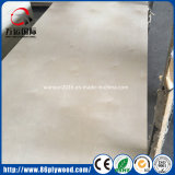 Móveis baixos de emissão de formaldeído Grade E2 Placa de melamina branca fenólica