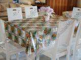 Toalha de mesa colorida