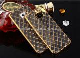 Color de lujo del OEM que electrochapa la caja de TPU para la cubierta de los accesorios del teléfono móvil del compañero 8 de Huawei