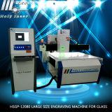 machine à gravure laser 3D de grande taille pour le Cristal (HSGP-L)