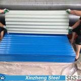 PPGI Farben-Dach-Blatt/vorgestrichenes gewölbtes Stahlblech