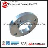 Cuello de la soldadura, Slip-on y bordes en blanco B16.5 150lbs RF del acero