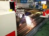 De Scherpe Machine van de Buis van het Staal van de Techniek van de elektrische centrale met de Hoofden van de Snijder van het Plasma van de Vlam Kr-Xy5