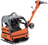 Geyo 유압 뒤집을 수 있는 격판덮개 토양 쓰레기 압축 분쇄기 Gyp 40