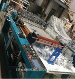 Reißverschluss-Plastiktasche, die Maschine LDPE-HDPE bildet