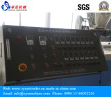 Cadena de producción de la tarjeta de la espuma del PVC de la coextrusión de tres capas/máquina del estirador