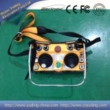 L'unità di telecomando senza fili F24-60, barra di comando doppia industriale Radio Remote gestisce F24-60
