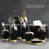 Accessori Top-Grade del bagno della porcellana (WBC0593A)