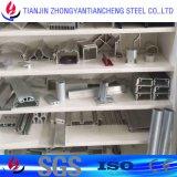 Almg2.5 Almg5 Legierungs-Aluminiumprofil für Kühlkörper im Aluminium
