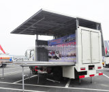 30 metros cuadrados de carro de ejecución de la etapa movible con la pantalla del LED
