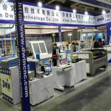熱い販売法の木製およびアクリル80W二酸化炭素レーザーの彫版および打抜き機