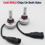 3000lm CREE tutto in un faro H7 dell'automobile LED