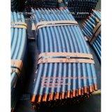 Tubo di aletta saldato alta frequenza per lo scambiatore di calore