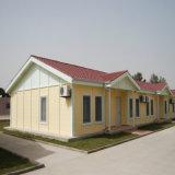 Het moderne Geprefabriceerd huis van de Structuur van het Staal van de Stijl (kxd-116)