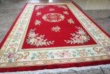 Zone de bonne qualité de la laine de tapis orientaux, tapis en dalles