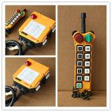 F24-10d Telecrane Télécommande Radio pour les frais généraux de grues