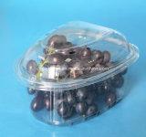 750gプラスチック中心の形のまめのフルーツのクラムシェル