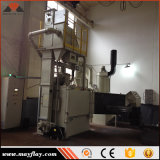 Heiße Verkäufe Mayflay Schwenktisch-Granaliengebläse-Maschine, Modell: Mdt2-P11-1