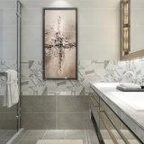 300x600mm Material de construcción interior acristalado de inyección de tinta de pared de azulejos de cerámica