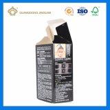 Impresión Cmyk personalizado papel cartón de embalaje para el cuidado del cabello Crema