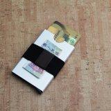Fijar las billeteras de aluminio con elástico (P-017-057-2)