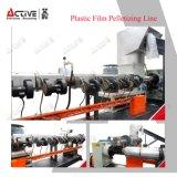 PP PE Plastique Film agricole bouletage Machine/Ligne/bouletage la granulation de machine