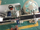 De automatische Machine van Labeler van de Ampul met de Printer van de Datum