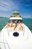 14m Hangtong 46 ' Jacht slechts 350, 000USD van de Steekproef van de Voorraad van de Boot van de Luxe