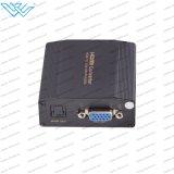 HDMI aan VGA/AV AudioSpdif Convertor Volledige HD 1080P