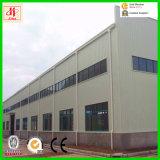 Almacén prefabricado y taller de la estructura de acero de la alta calidad en Rumania