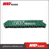 Catena calda 428h-120L del motociclo di verde di vendita
