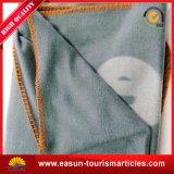 Cobertor polar do velo do hotel Home do algodão de matéria têxtil