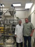 ウコンの粉のチリパウダーのハーブの粉蛋白質の粉のコーヒー粉の洗浄力がある粉のスパイスの小麦粉の澱粉の粉乳の包装機械粉のパッキング機械