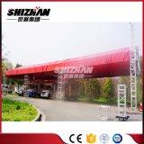 China-Aluminiumbinder-Ausstellung-Stand für Verkauf