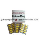 Capsules de régime de Reduce-15mg amincissant le produit