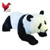 Het super Zachte Leuke Zwart-witte Stuk speelgoed van de Pluche van de Panda