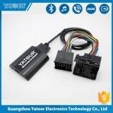 Adaptateur de voiture Bluetooth prix d'usine et de la voiture récepteur Bluetooth appels mains libres