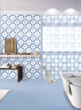 Azulejo de suelo de cerámica y azulejo de la pared para la decoración casera