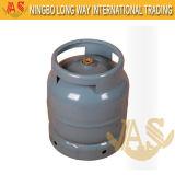 Cilindro d'acciaio fuori della bombola per gas di GPL