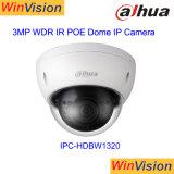Câmera Ipc-Hdbw1320e do CCTV do IP do ponto de entrada da abóbada de Dahua 3MP IR mini