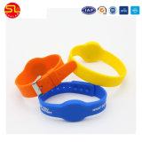 Novo Design 125kHz pulseira de Silicone