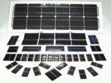 DEL allumant le panneau solaire d'animal familier de résine époxy