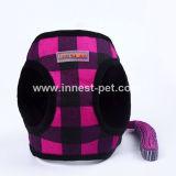 Rifornimenti esterni dell'animale domestico della maglia del piccolo grande del cane guinzaglio respirabile del cablaggio