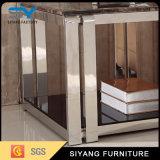 Китайская таблица стороны нержавеющей стали мебели