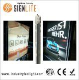 ライトボックスのための6FT 28W T8 ETL 180の程度LEDの印の管